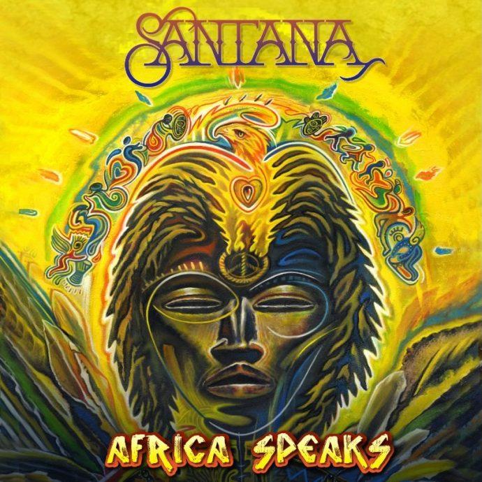 """Carlos Santana, il chitarrista più emblematico nella storia del rock (anzi, della musica in generale!) è tornato con un nuovo, spettacolare album: """"Africa Speaks"""""""