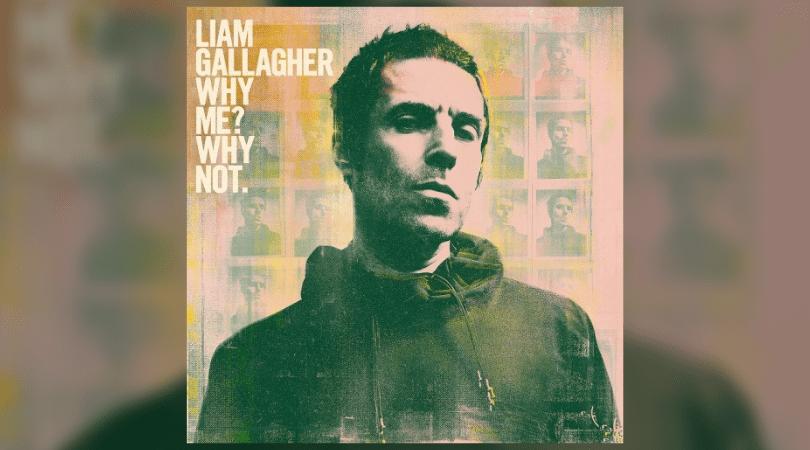 """""""Why Me? Why Not."""", il secondo album da solista dell'ex oasis Liam Gallagher, uscirà il 20 settembre. Due le date italiane del tour."""
