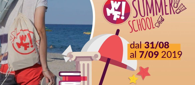 Anche quest'anno, con l'edizione 2019 del Web Marketing Festival, va in scena la WMF Summer School, dal 31 Agosto al 7 Settembre 2019.