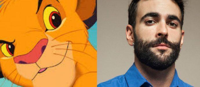 """Sarà Marco Mengoni a dare voce a Simba, nella versione italiana del remake de """"Il Re Leone"""", in uscita in Italia il 21 Agosto."""