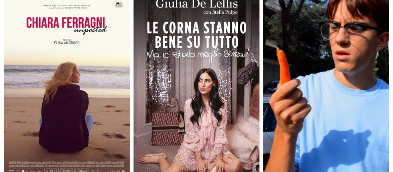 Chiara Ferragni Giulia De Lellis Nuela