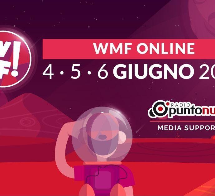 Anche quest'anno Radio Punto Nuovo è orgogliosa di essere Media Supporter del Web Marketing Festival 2020, il più importante evento italiano sull'Innovazione Digitale e Sociale.